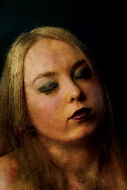 2017-03-01: Portret Anke digitaal bewerkt to ART-impression   Foto Atelier Beloved Memories  Eindhoven